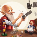 norman_rockwell_tribute_by_sarafinconcepts-d4j32u0